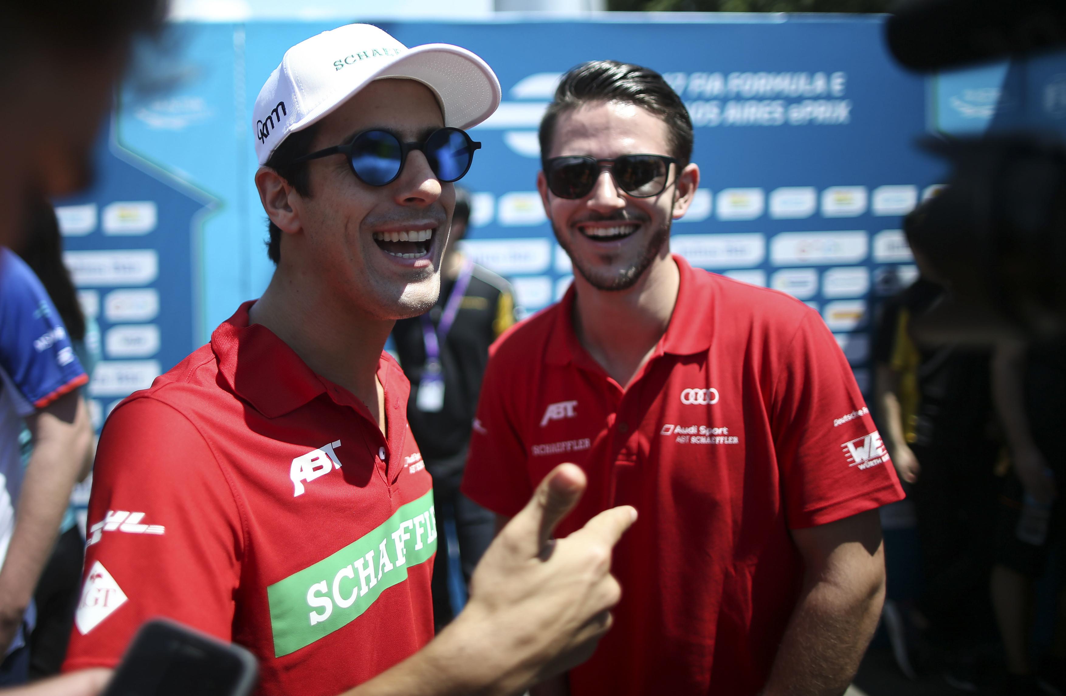 3rd Formula E race season 2016/2017 Buenos Aires
