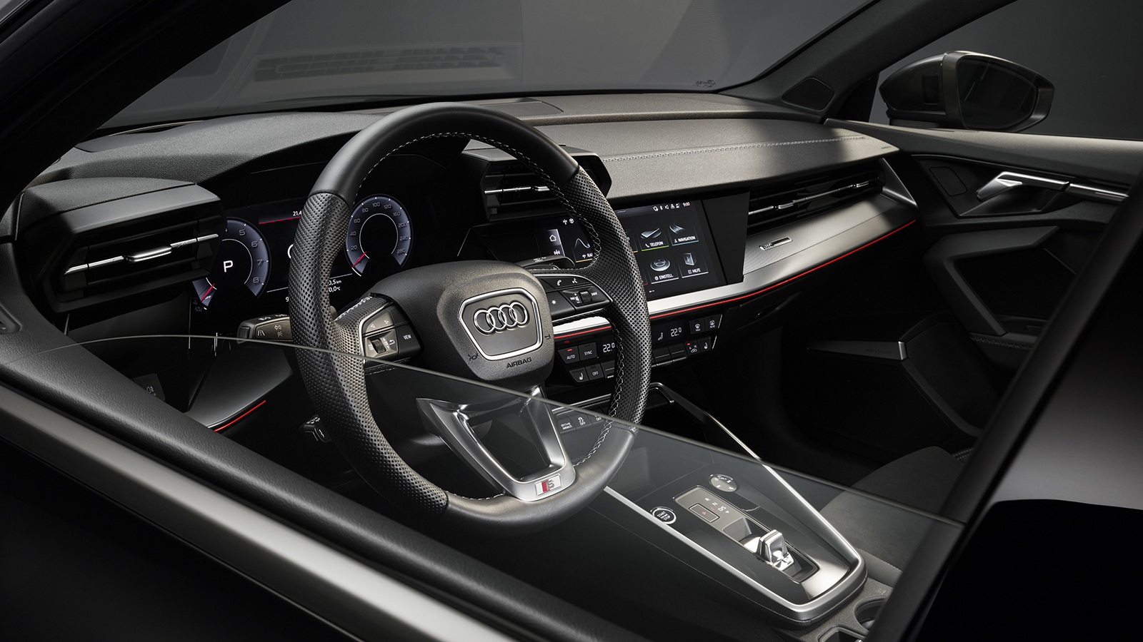 Audi A3 Sportback France 333 960x480 photo