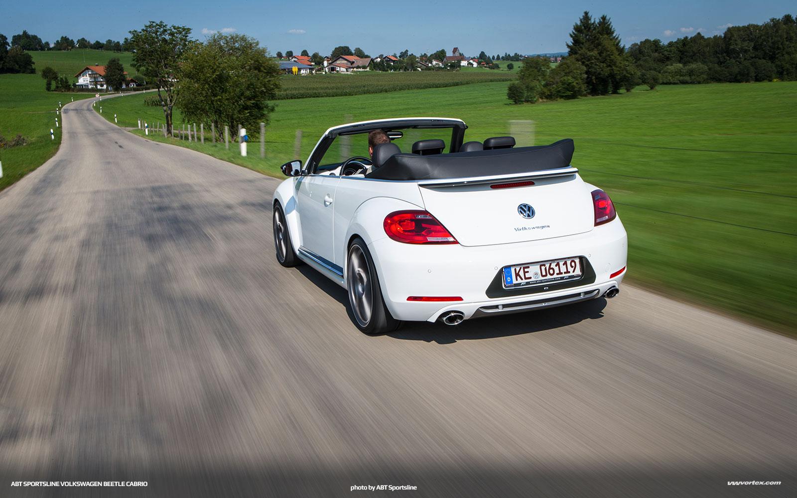 ABT Sportsline Volkswagen Beetle Cabrio 363 150x150