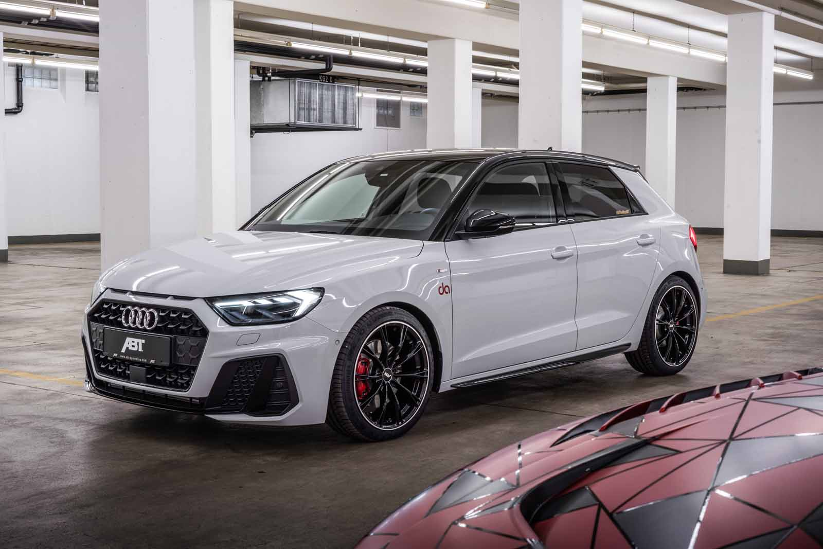 Audi A1 Sportback S Line Competition Limited Edition Arrives In