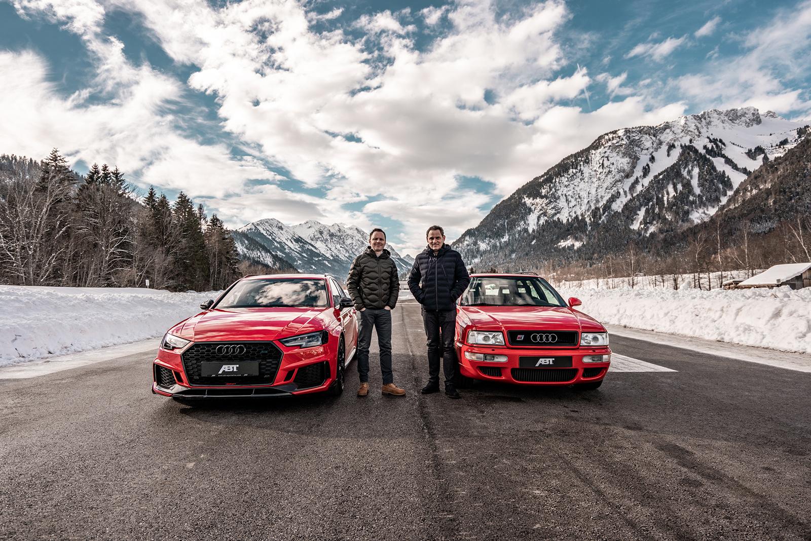ABT_RS4+_Audi_RS2_10_Rolf_Michl_ABT_Hans-JÅrgen_Abt