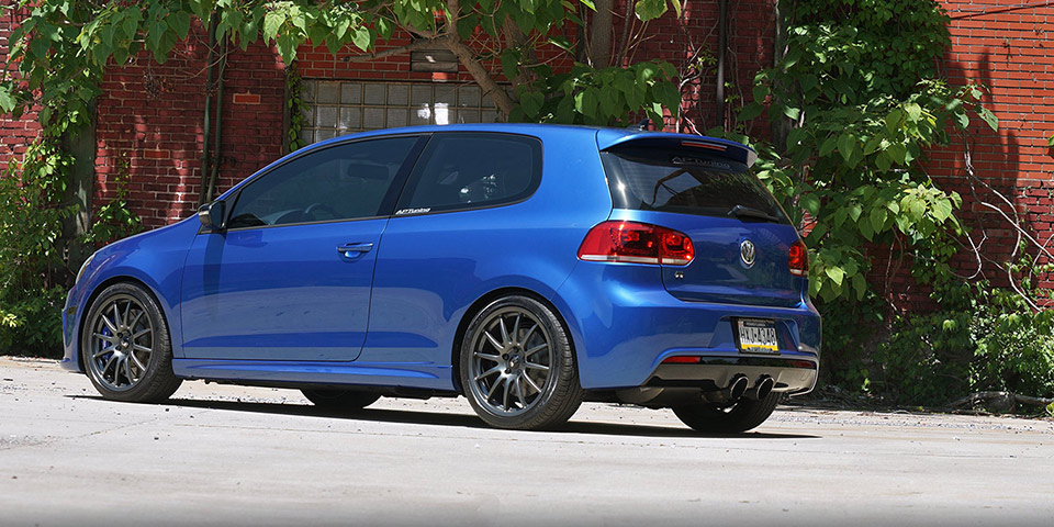 AP Tuning APR Stage 3 Volkswagen Golf R 378