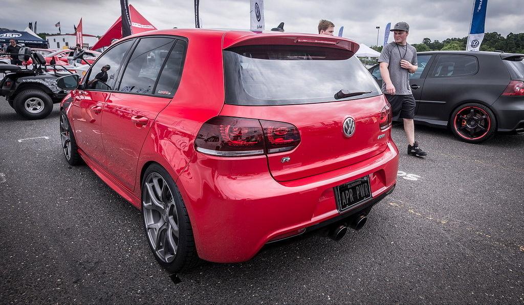 Worksheet. Find of the Day 2012 Volkswagen Golf R  VWVortex