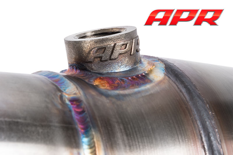 apr_exhaust_b820t_cast_downpipe_bung