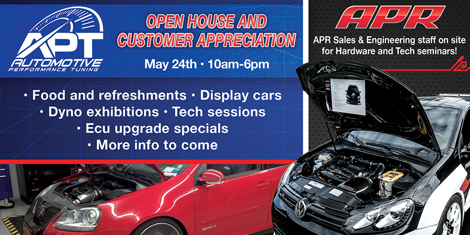 Aptuning Openhouse Flyer 1