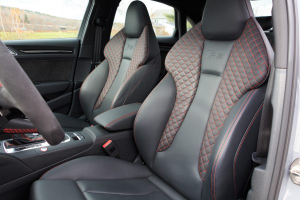 Review The Audi RS Is All About Fun VWVortex - Audi car seat