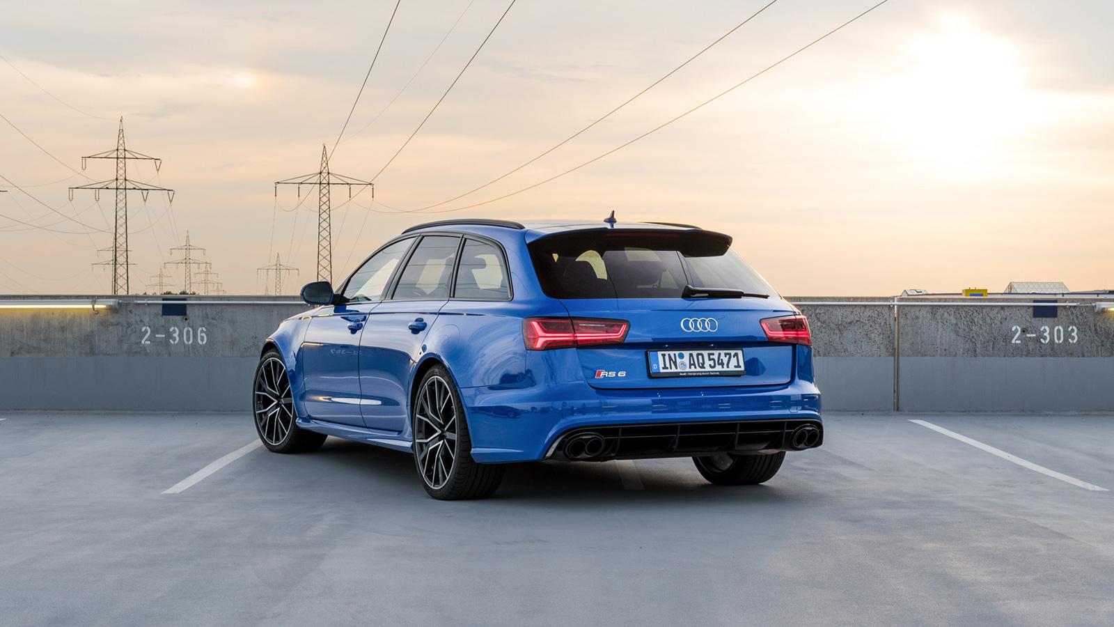 Audi RS3 Sedan 3 photo