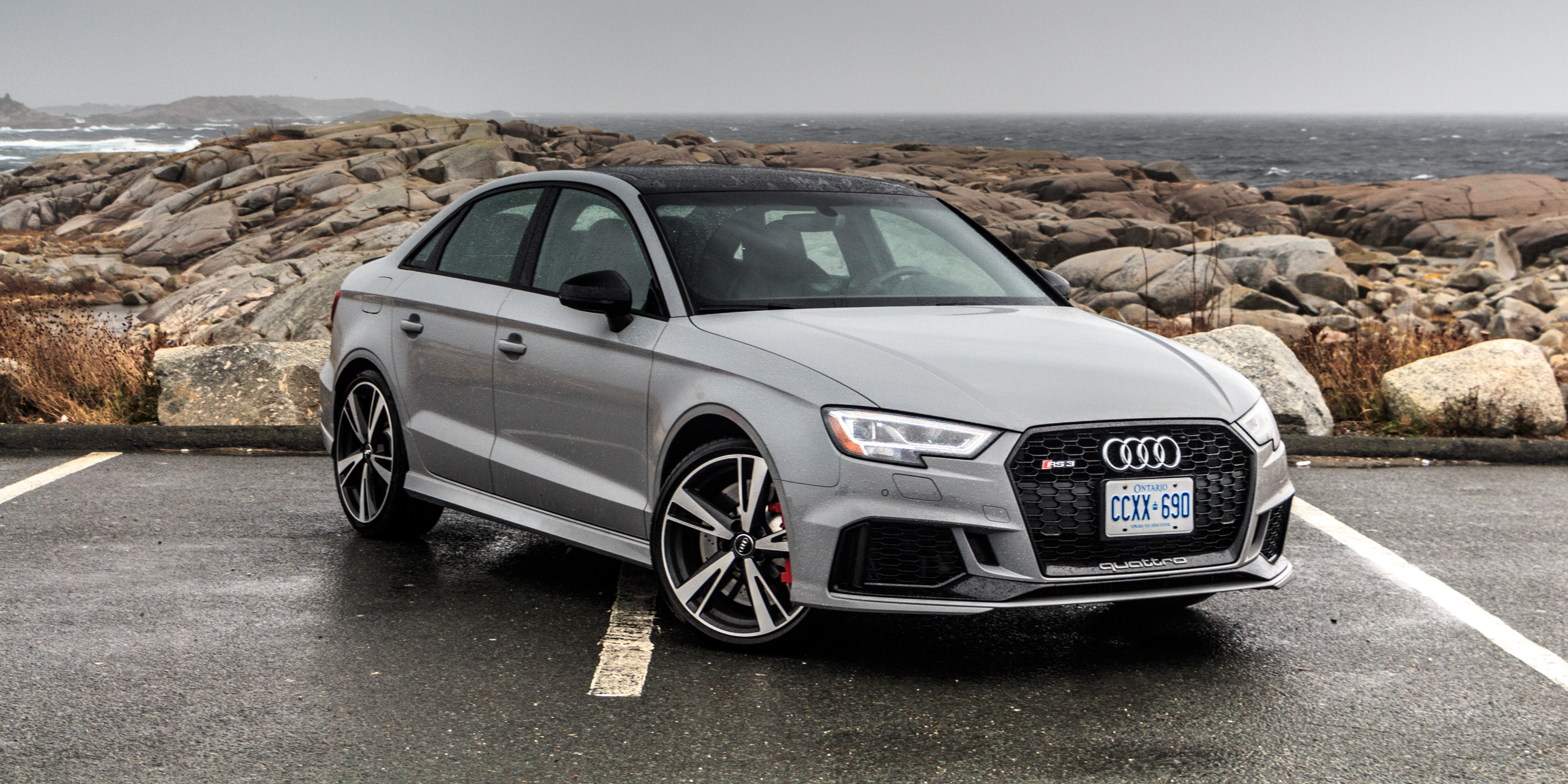 Review The Audi Rs3 Is All About Fun