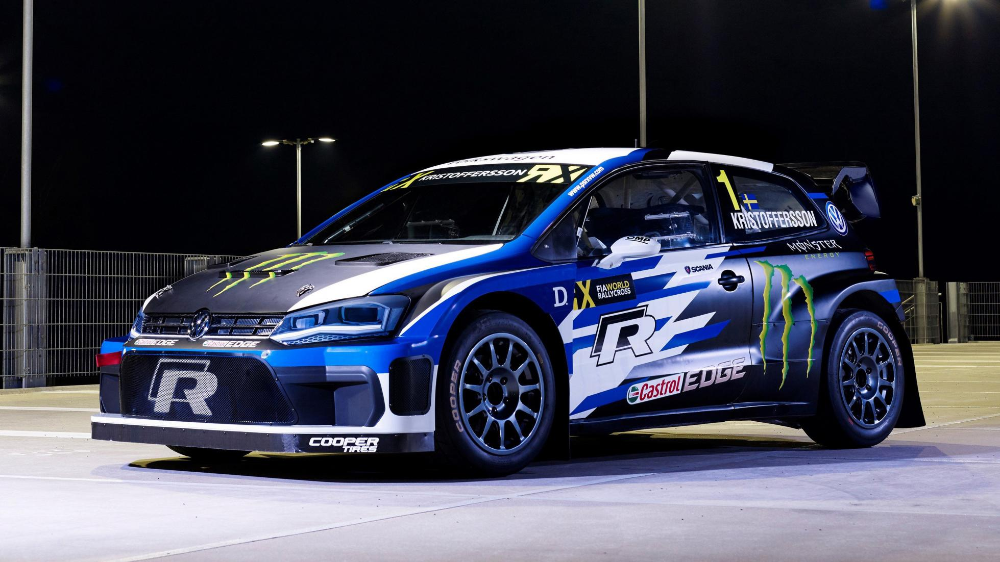 Volkswagen R is Now Supporting Rallycross in Europe - VWVortex