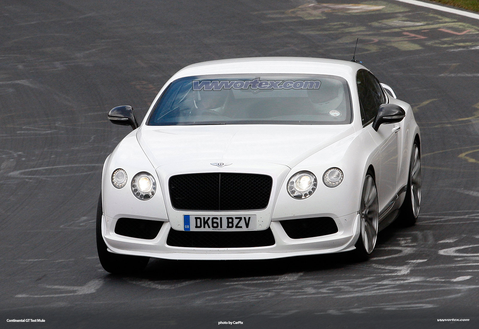 Bentley Continental GT V8 RS 1 150x150