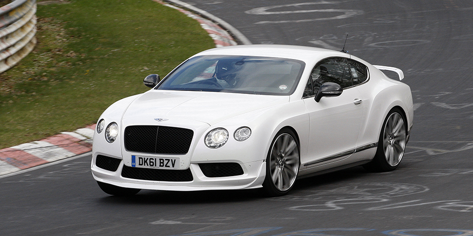 Bentley Continental GT V8 RS 21