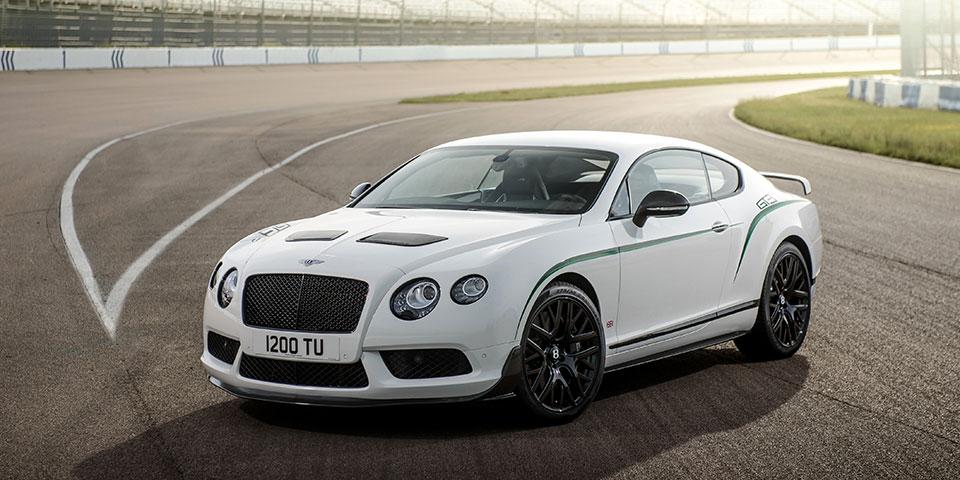 Bentley GT3R 110x60