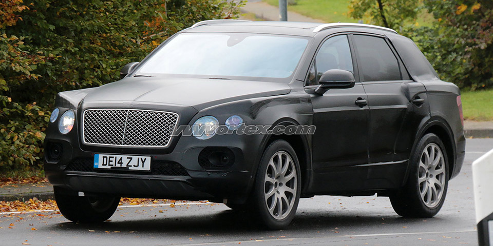 Bentley SUV 960 110x60