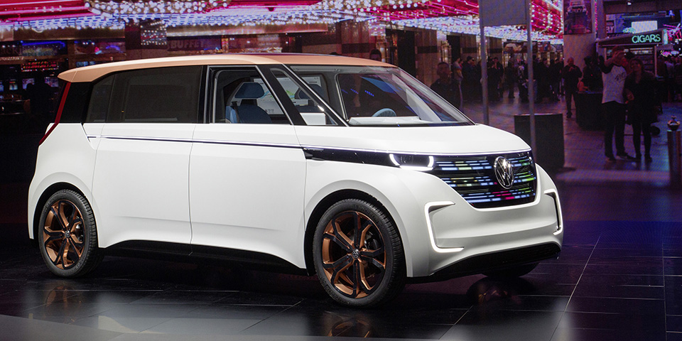 Ces 2016 Volkswagen Looks To The Future