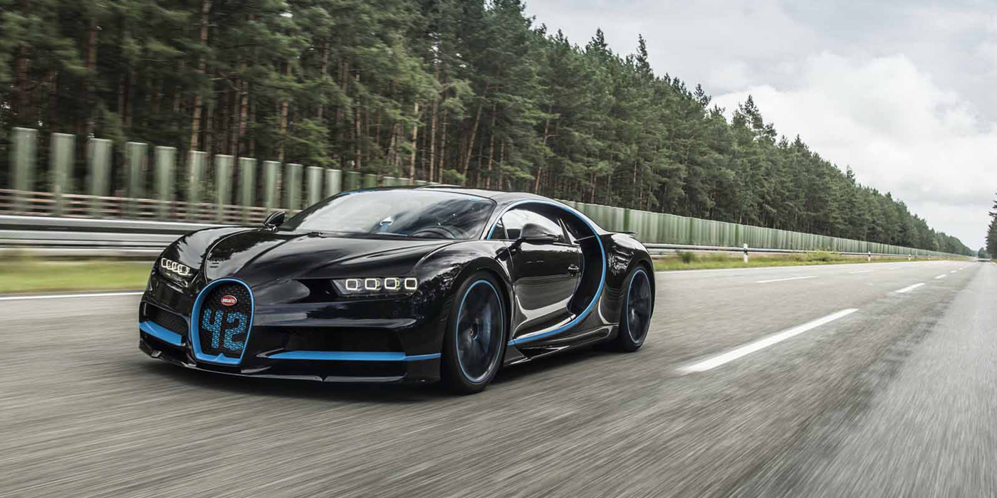 22 Of The Least Economical Supercars Are Made By Vw