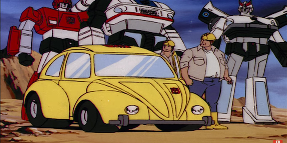 A Beetle May Star in Next Transformers Movie - VWVortex