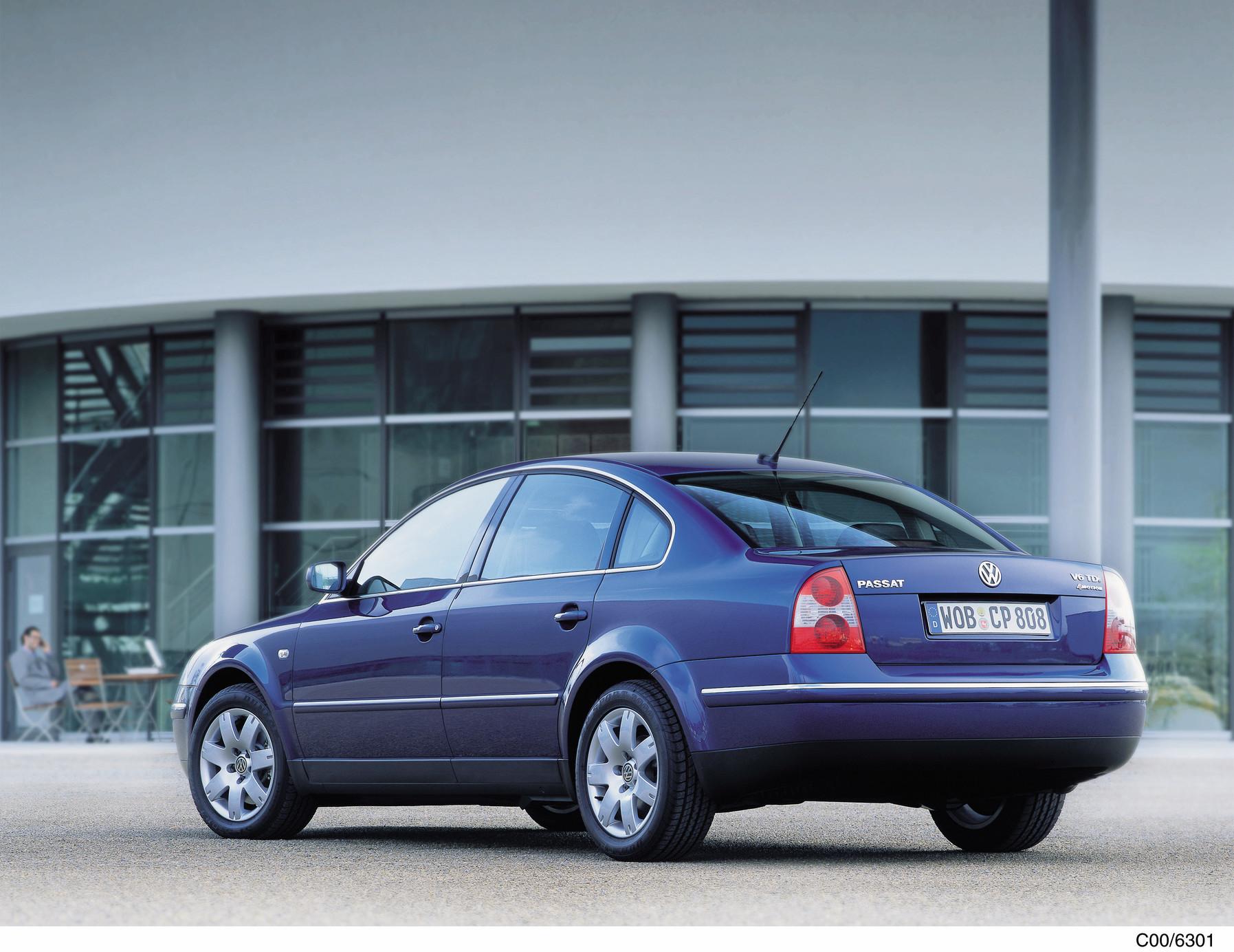 Volkswagen Passat (2000)
