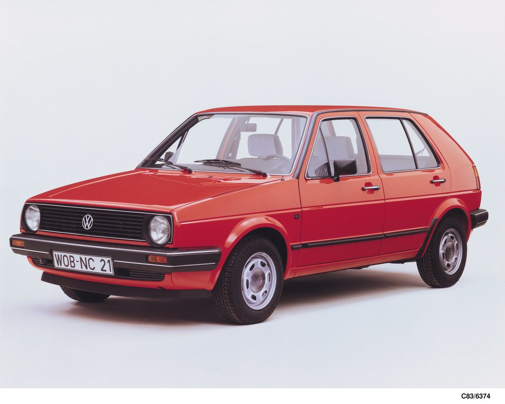 Product: Golf II (1983)