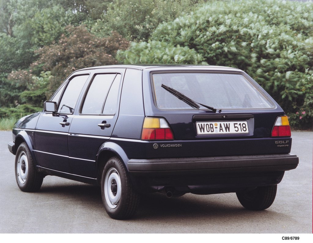 Product: Golf II (1989)
