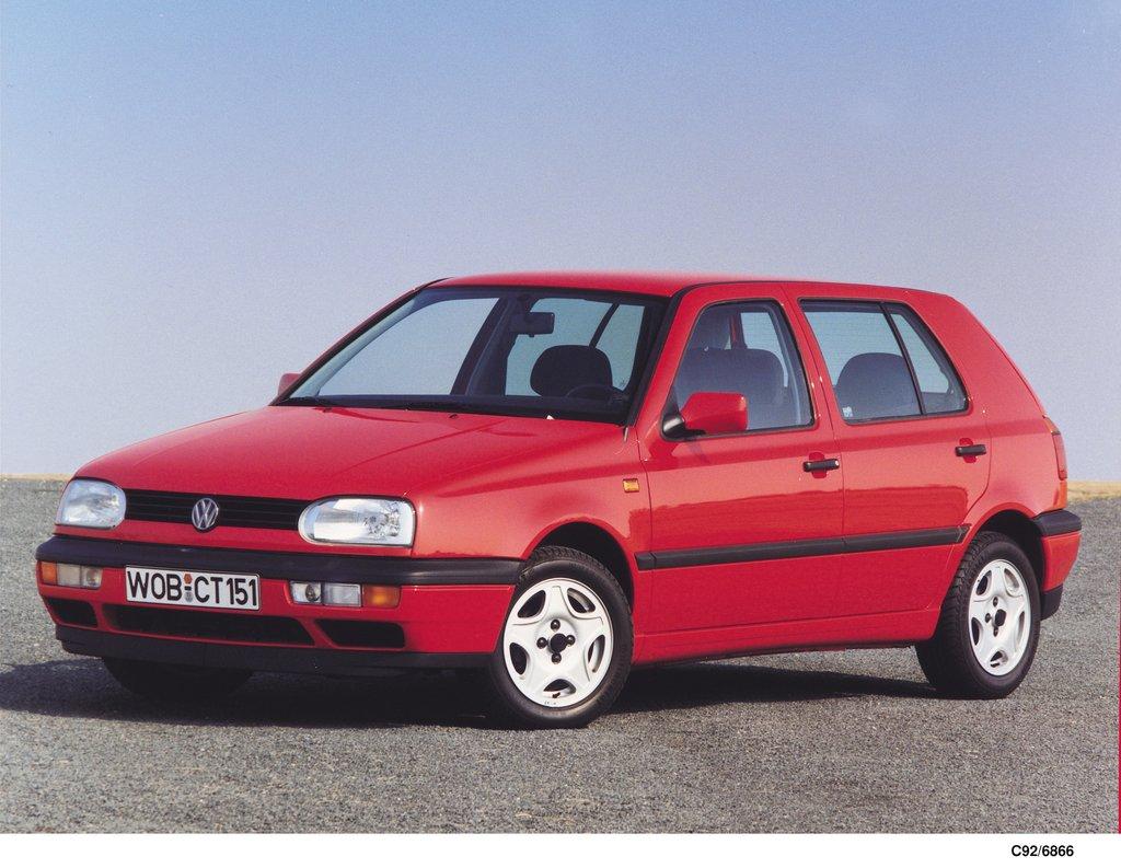 Product: Golf III (1992)