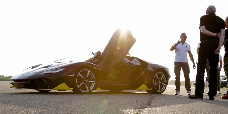 Watch The Lamborghini Centenario Driven At Nardo Vwvortex