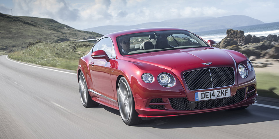 Continental GT Speed 600x300