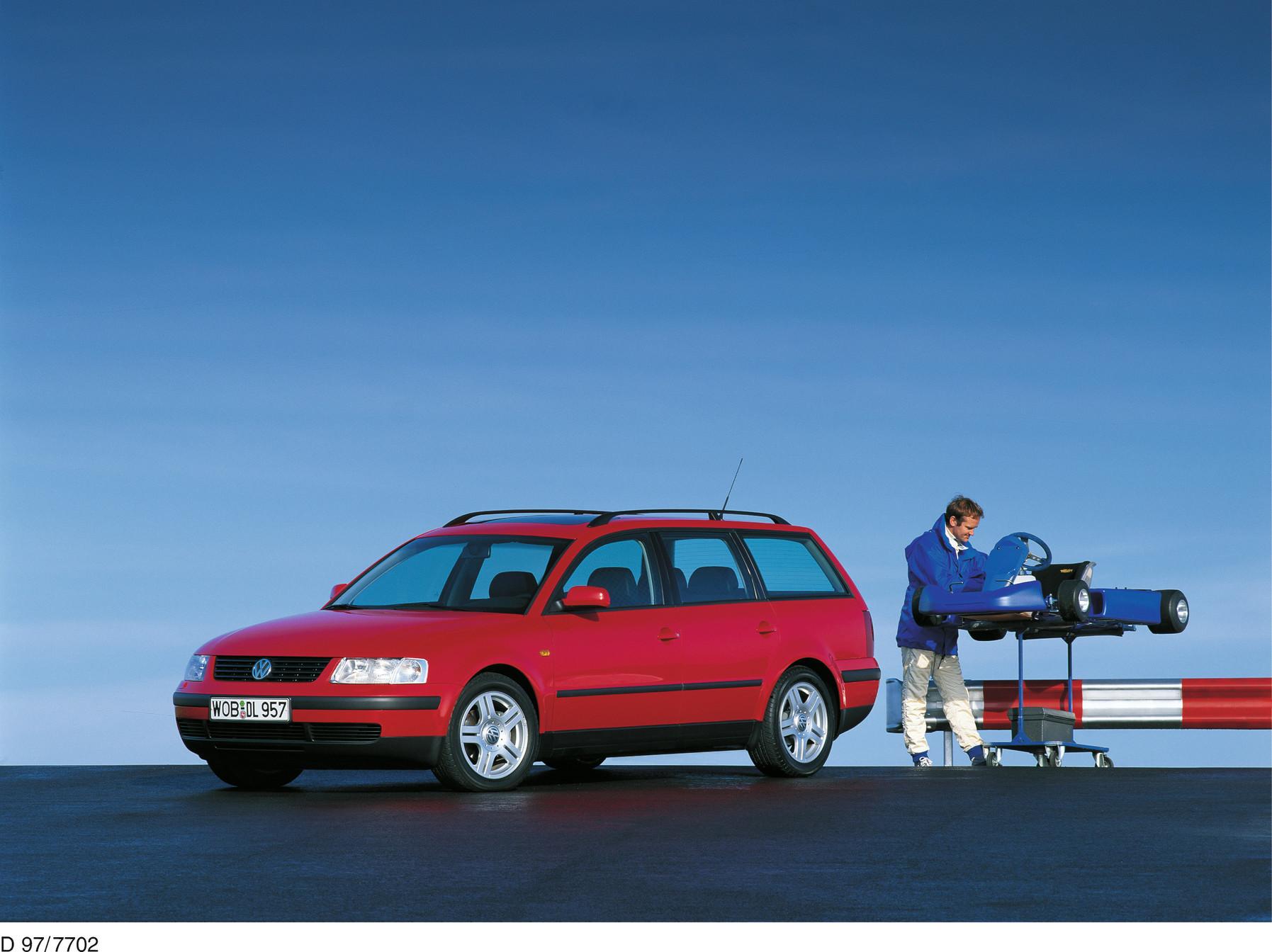 Product: Passat Variant TDI (1997)