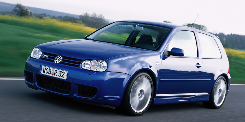 Golf R32