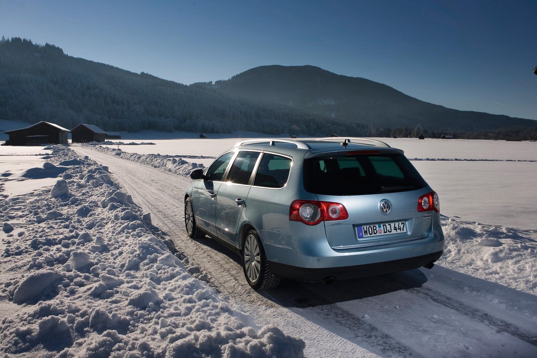 Volkswagen Passat Variant 4MOTION