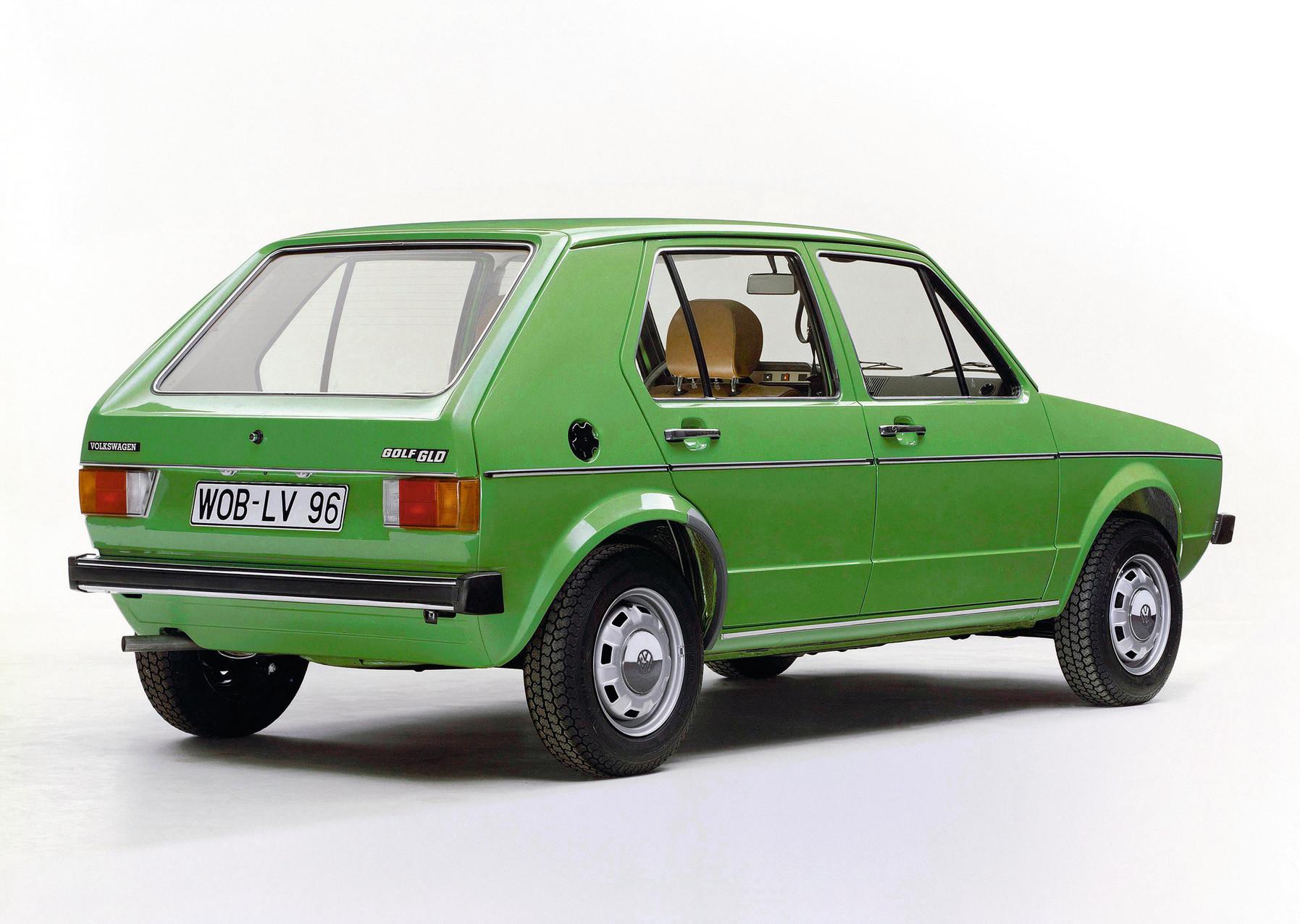 Golf Diesel (1977)