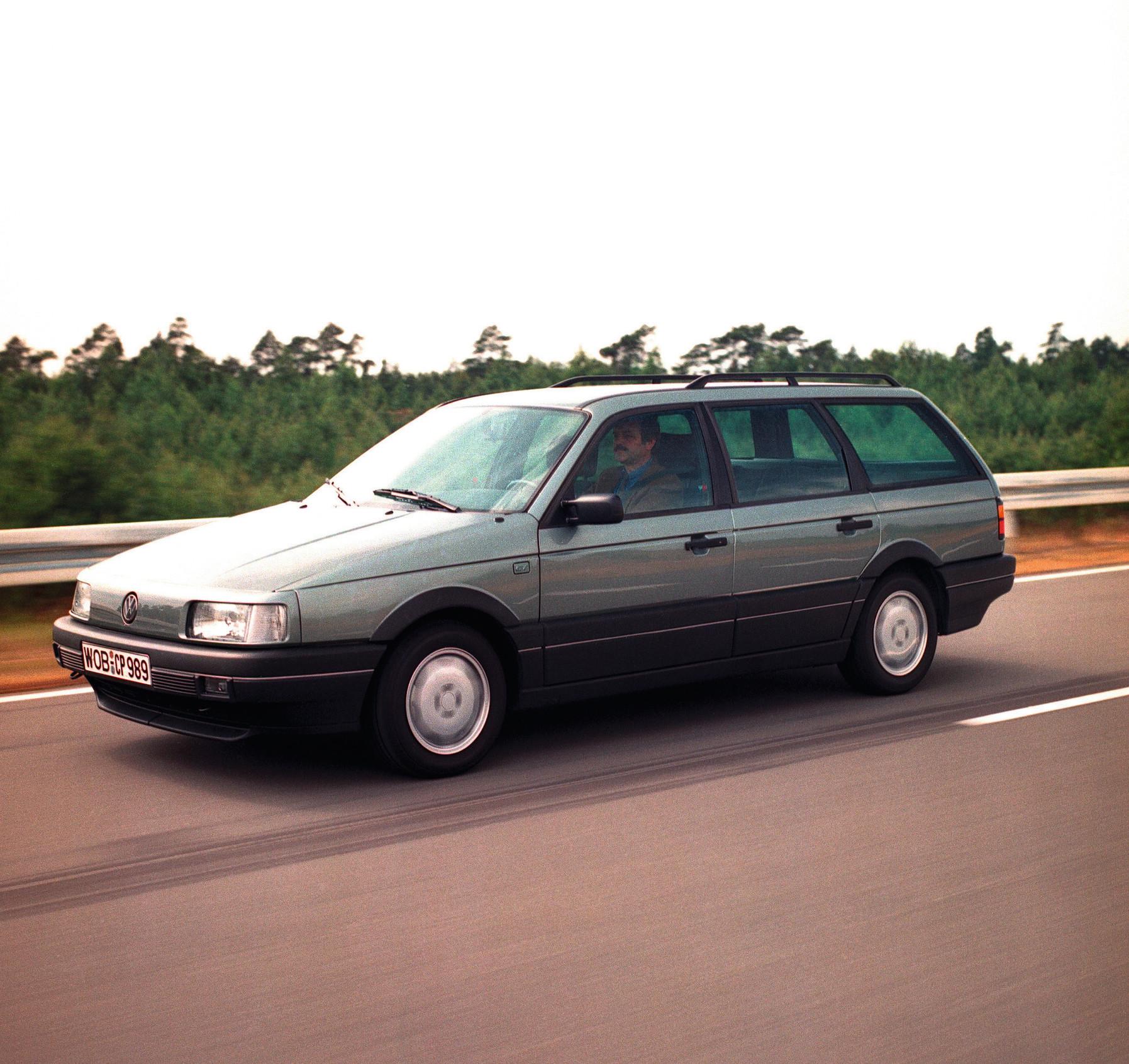 Passat GT Variant (1989)
