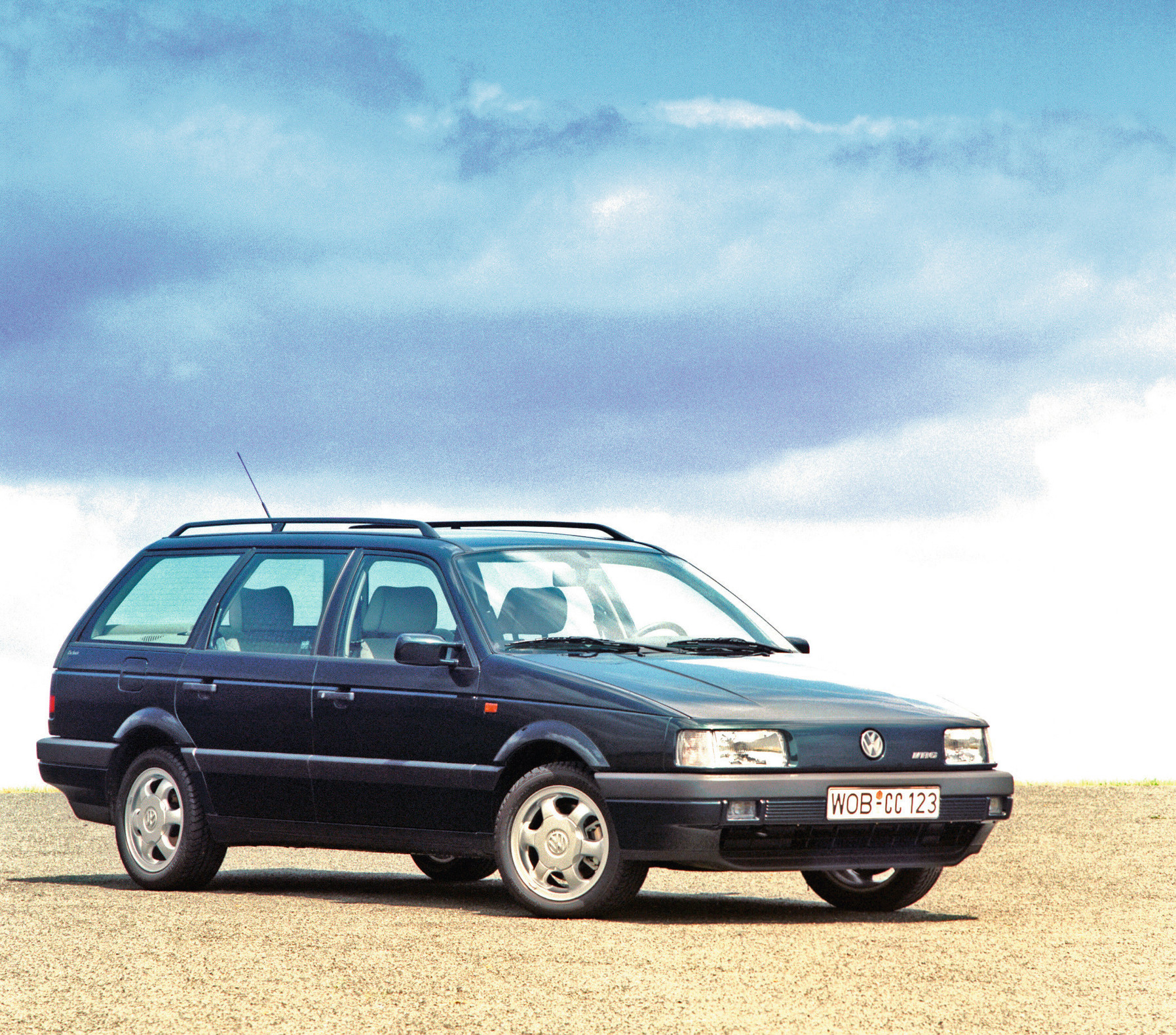 Passat Variant VR6 (1992)