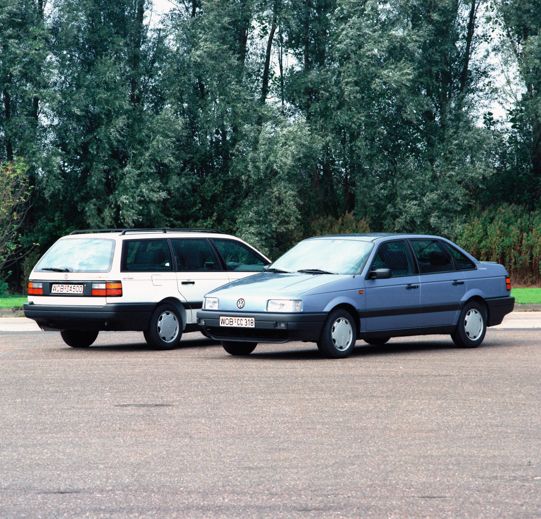 Passat and Passat Variant (1992)