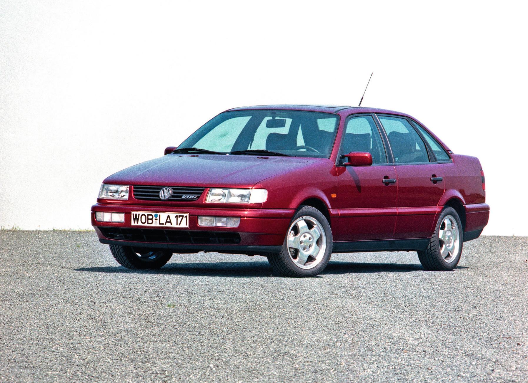 Passat VR6 (1993)