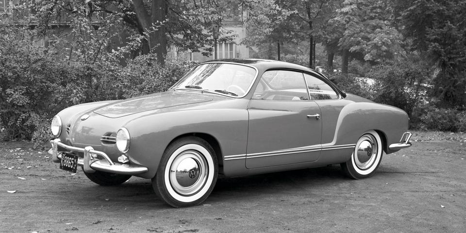 Karmann Ghia Coup 1959