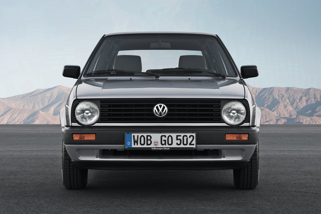 Volkswagen Golf - second Generation