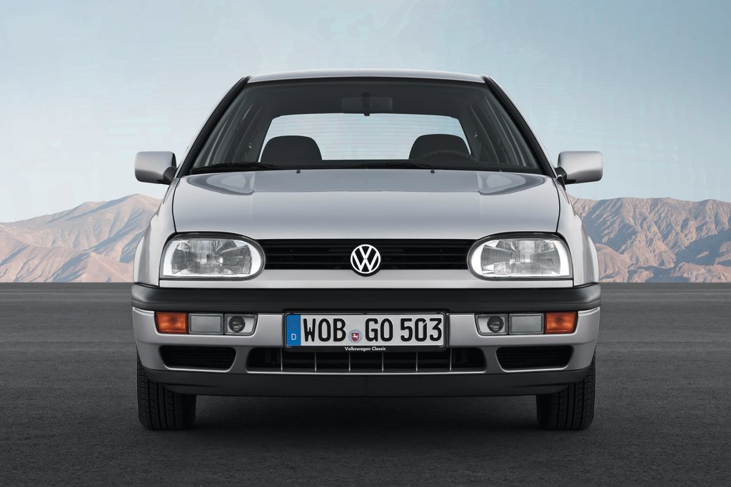 Volkswagen Golf - third Generation