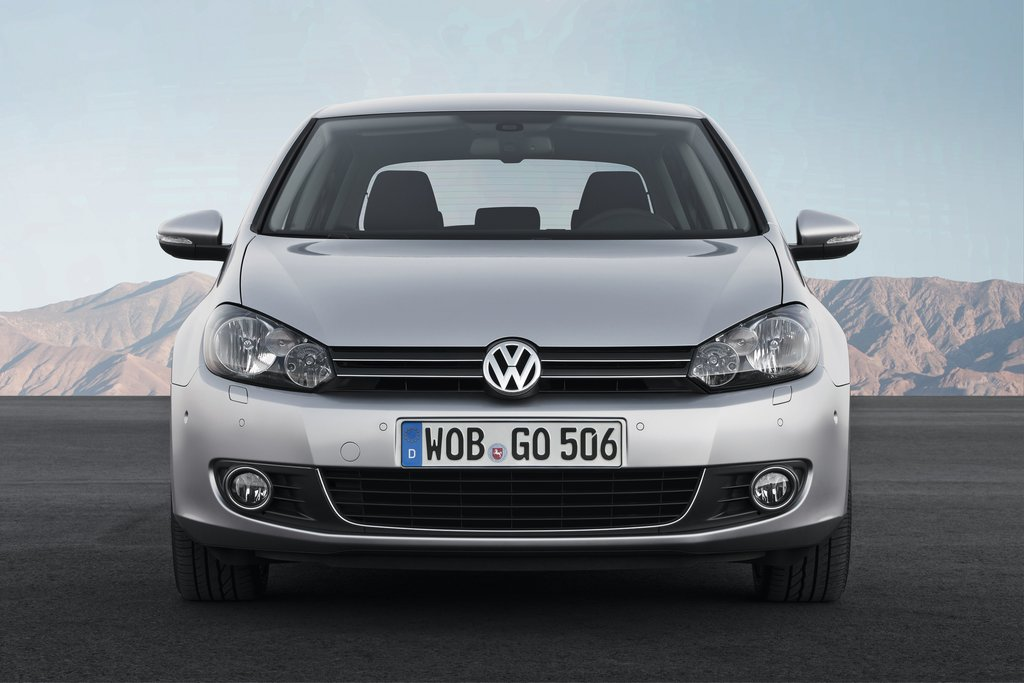 Volkswagen Golf - sixth Generation