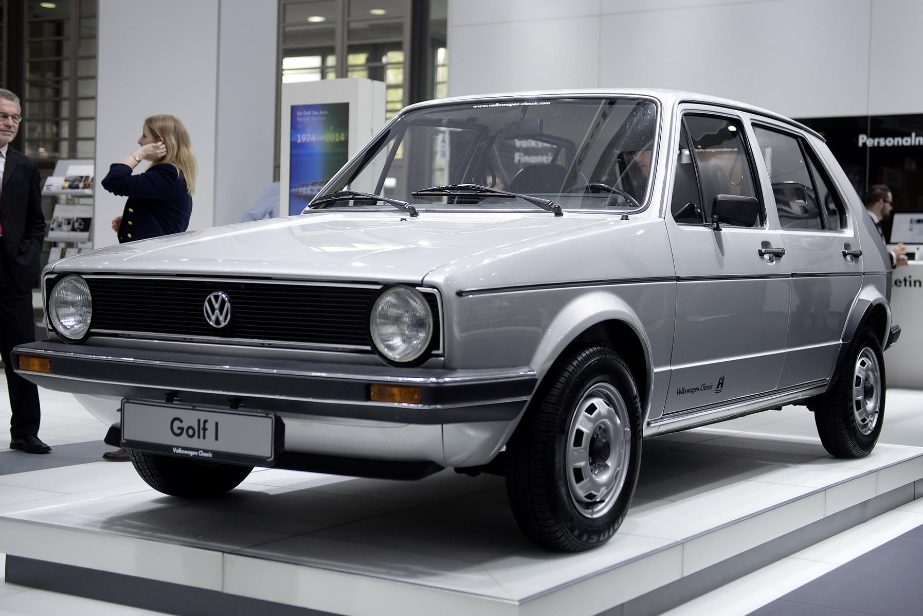 40 Jahre Golf auf der Hannover Messe 2014