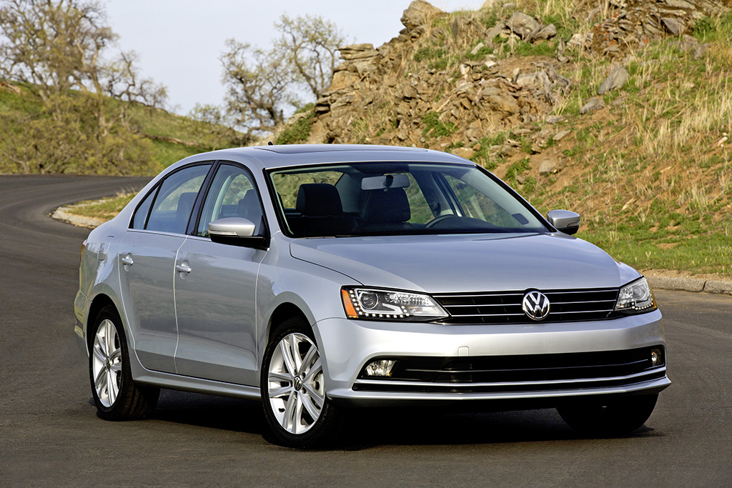 Volkswagen Jetta (USA-Version)