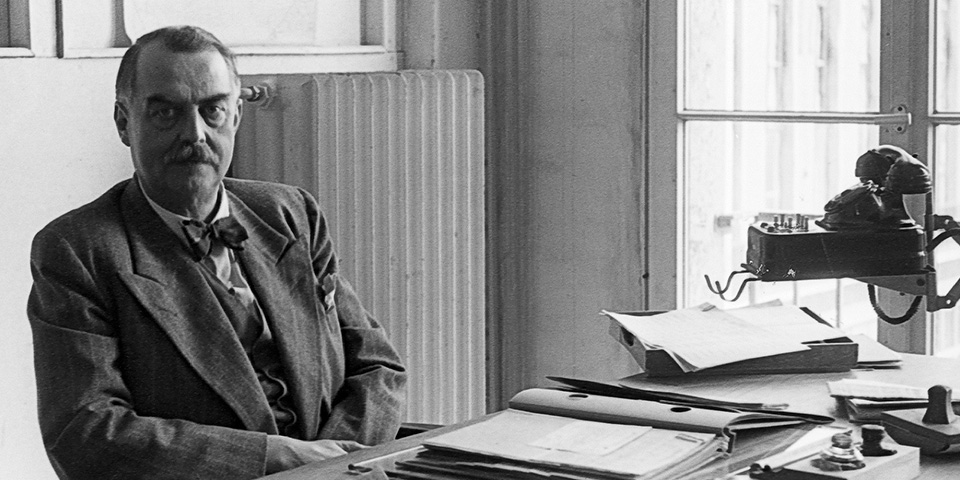 """?Heute vor 70 Jahren ? Dr. Hermann M¸nch wird erster Haupttreuh‰nder und Generaldirektor von Volkswagen"""""""