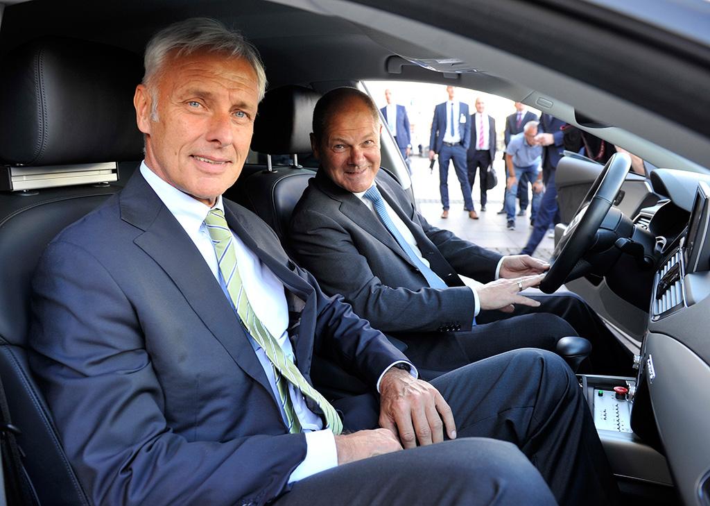 Hamburg und Volkswagen vereinbaren strategische Mobilitätspartnerschaft