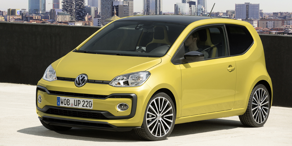 Der neue Volkswagen up!
