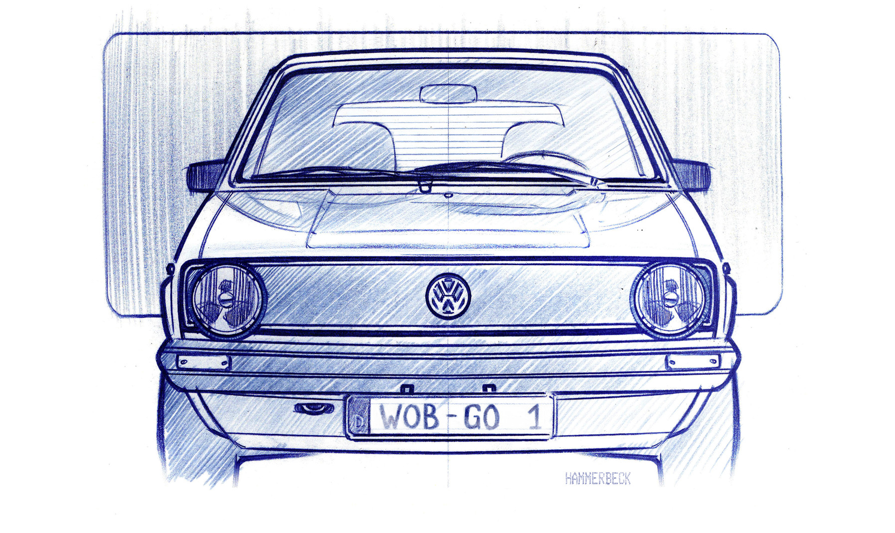 Volkswagen Golf – first Generation
