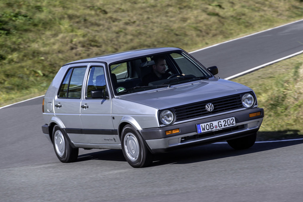 Volkswagen Golf – second Generation