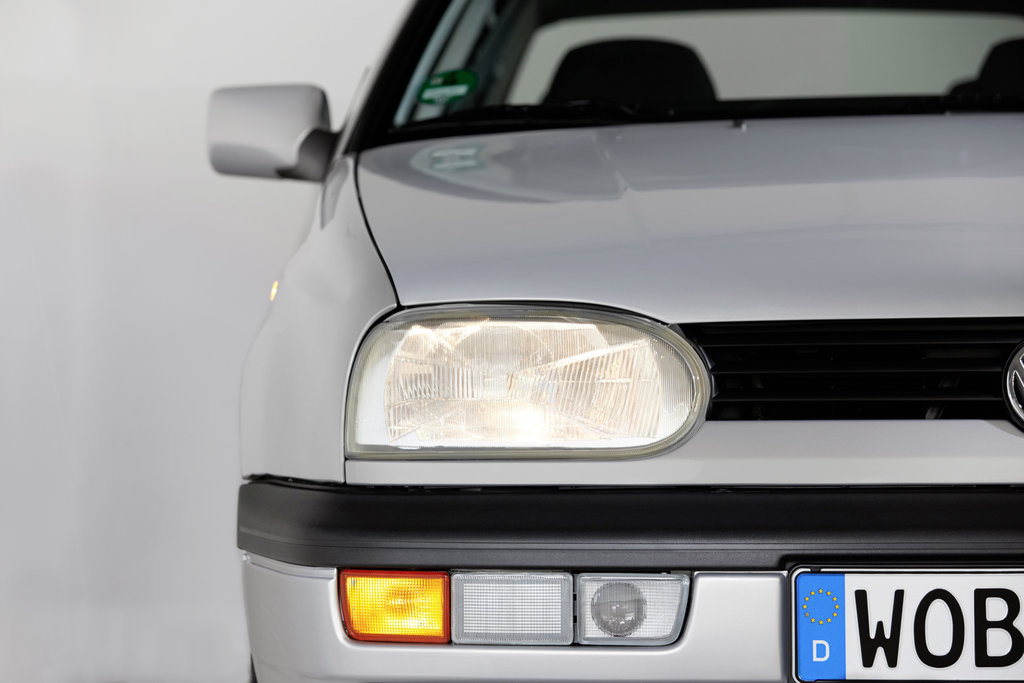 Volkswagen Golf – third Generation