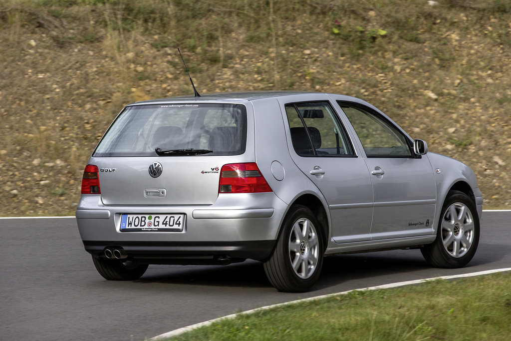 Volkswagen Golf - fourth Generation