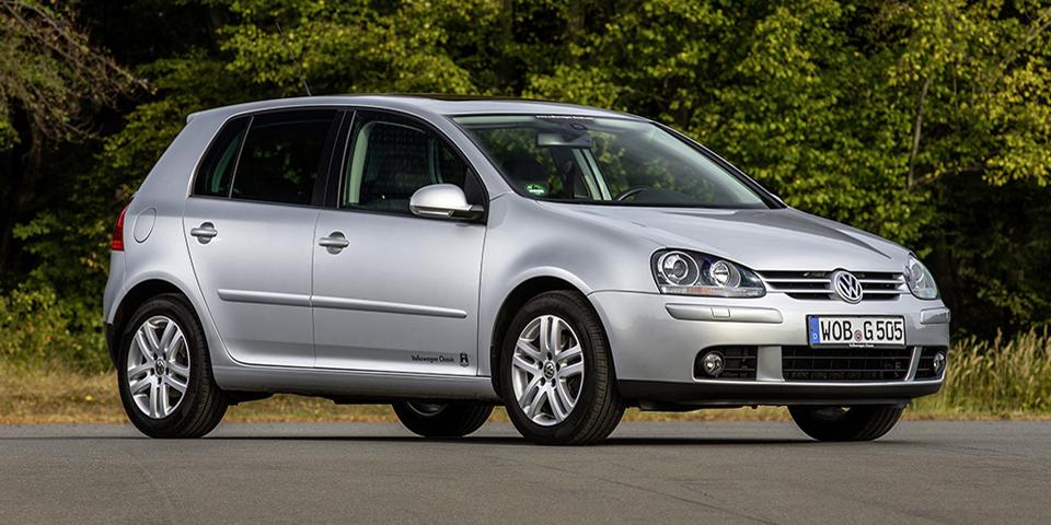 Volkswagen Golf ? fünfte Generation