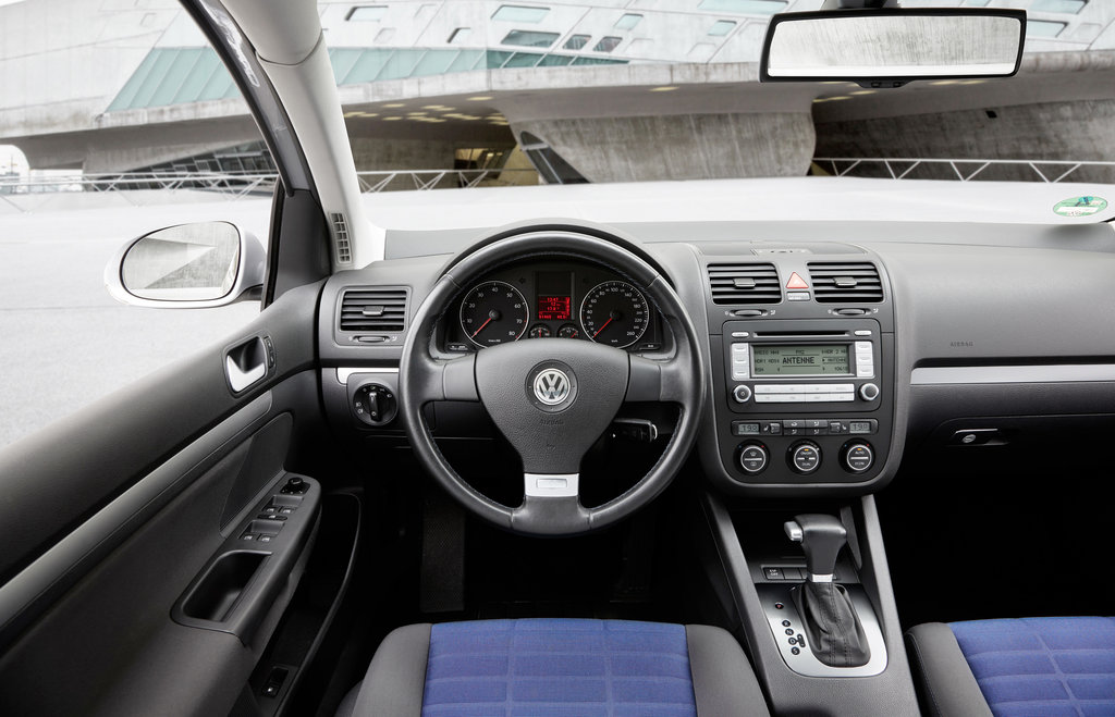 Volkswagen Golf - fifth Generation
