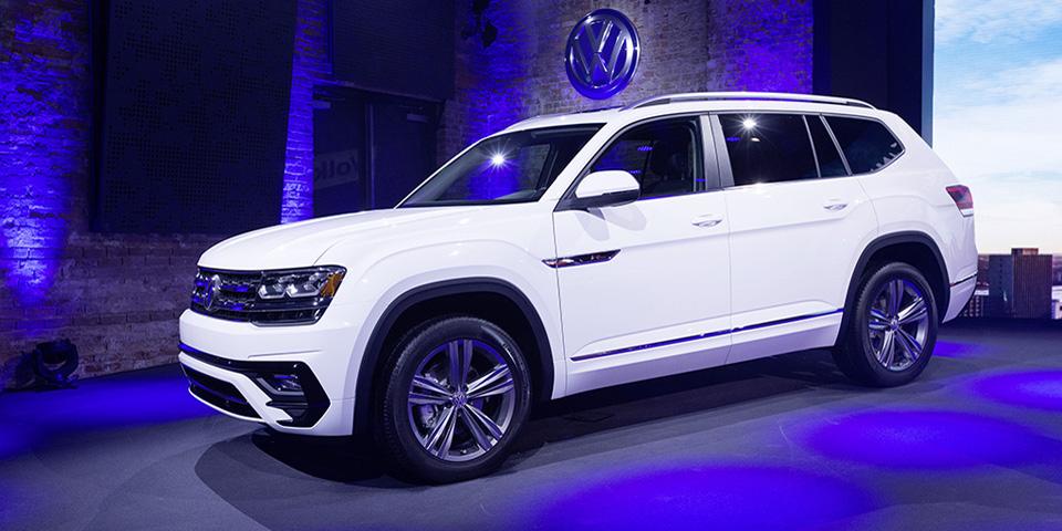 Volkswagen Atlas Could S A Pickup Truck